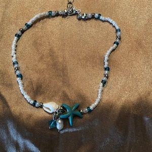 Star Fish ankle bracelet